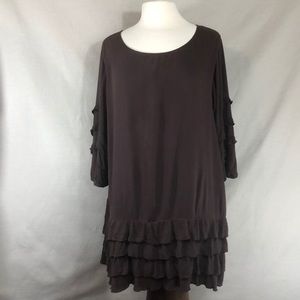 Lady Noiz Ruffled Edges Blouse